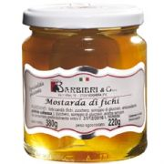 Fig Mostarda, Italian Mustard Fruit